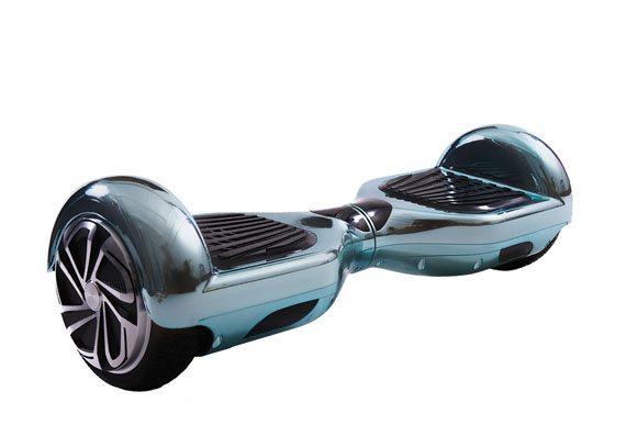 Hoverboard Blau Metallic 1