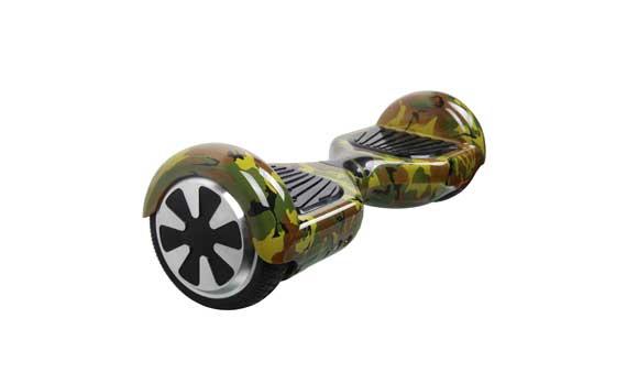 Hoverboard Tarnfarben