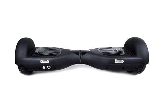 Hoverboard Schwarz Matt